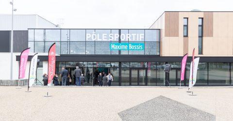 Image - pôle sportif Maxime Bossis - Terres de Montaigu