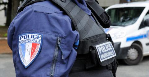 Photo d'un policier