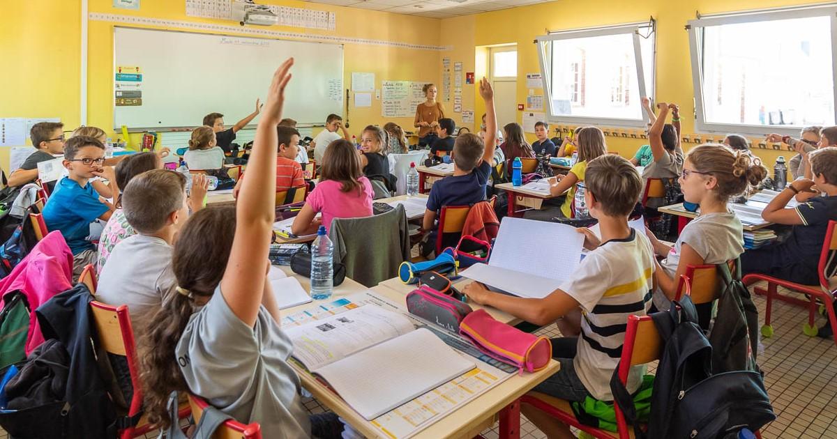 Image - école Saint Philbert-de-Bouaine - Terres de Montaigu