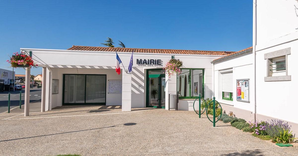 Image - Mairie de Saint-Philbert-de-Bouaine