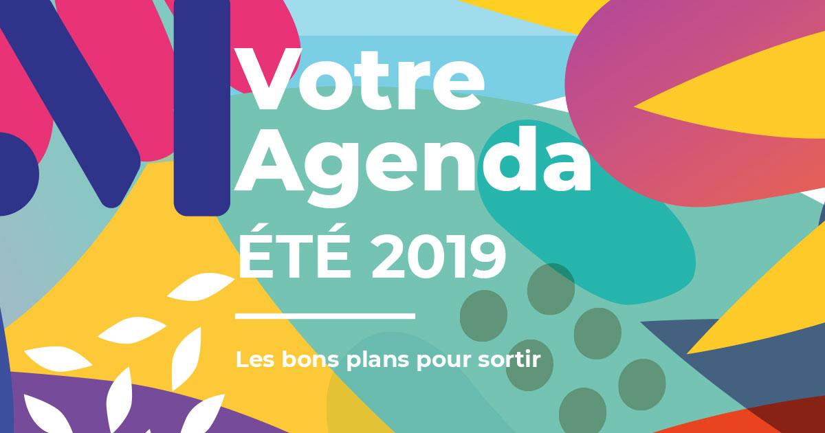 Visuel : Agenda été 2019 - Terres de Montaigu