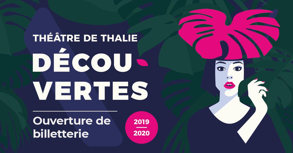 Image : Ouverture de la billetterie 2019-2020 - Théâtre de Thalie - Terres de Montaigu