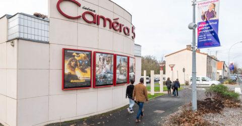 Photo d'archives : cinéma Caméra 5